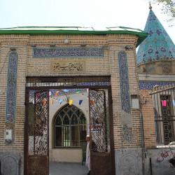 Exploring Oudlajan (Old Town Tehran)