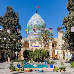 Fantastic Mosques of Iran; a Day Immersed in Culture and Religion