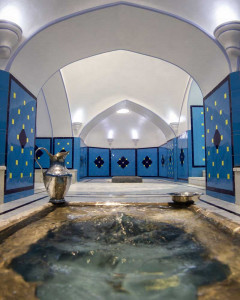 Qazi Bathhouse, The Traditional Persian Bath Experience