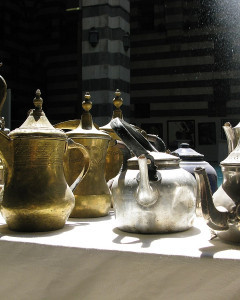 Mouzif: The Ancient Arabic Coffee-Drinking Ceremony