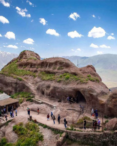 Trek to Alamut & visit Qazvin, city of  Culture and History