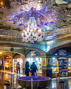 Shop in Tehran's Luxury Shopping Centers