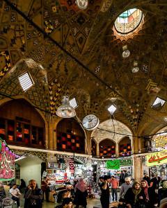 Discovering Tehran Grand Bazaar