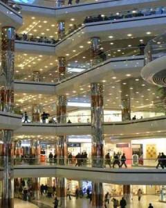 Shop in Tehran's Luxury Shopping Centers