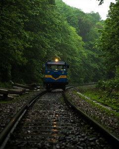 A Train Ride Through Northern Iran