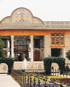 Walking in Historical Shiraz