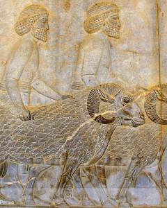 Persepolis and Pasargadae