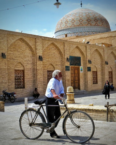 Pedaling Through Ancient Towns of Yazd