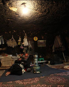 Spend a Day at Meymand Rocky Village's Cave Houses