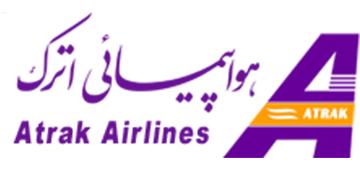 Atrak Airlines  logo