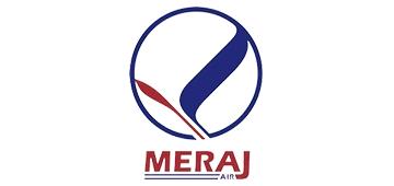 Meraj  logo