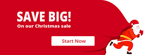 Save Big on Our Christmas Sale