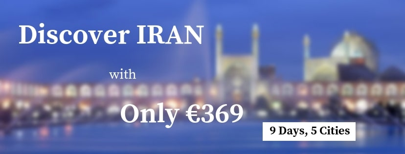 travel to iran on budget